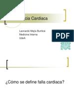 Presentación Falla Cardiaca Leonardo
