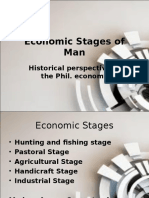 Economic Stages of Man