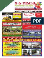 Steals & Deals Southeastern Edition 11-10-16