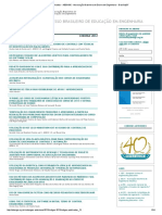 Artigos Publicados - ABENGE - Associação Brasileira de Ensino de Engenharia - Brasília_DF