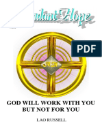 God Will Work With You