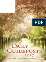 Daily Guideposts 2017 Sample