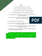 Artículo de Ciberperiodismo