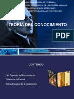 02 Teoría General Del Conocimiento - Equipo 2 - OCT14