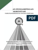Pedoman-pendampingan Akreditasi Puskesmas