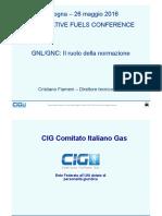 CIG - GNL-GNC Il Ruolo Della Normazione