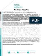 FIPed Press Release