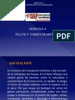 Clase 4_DFI_Flete y Tarifa Maritima