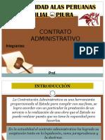 contratos administrativos diapositivos