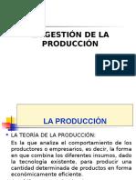 4 Gestión de La Producción