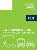 UWS Travel Guide