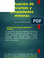 7. VALUACION DE PROPIEDADES Y RECURSOS MINEROS.pptx