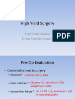 High Yield Surgery Compatible Version