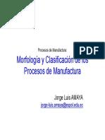 02_Morfología de Los Procesos de Manufactura - PITOC
