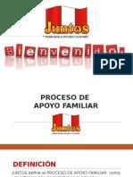 Juntos- Programa de Apoyo Familiar