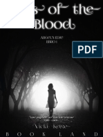 1. Primer libro en español de la saga Gifts of the Blood