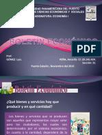 Boletin Economico Amarilis Peña