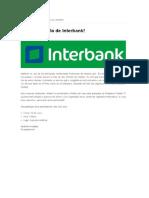 Print Interbank