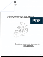 A Gépgyártástechnológia Alapjai I