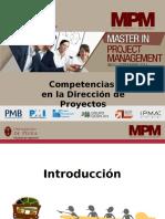 Competencias en La Dirección de Proyectos_Part (4ta y 5ta Sesión)