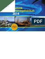 Statistik Ketenagalistrikan 2015