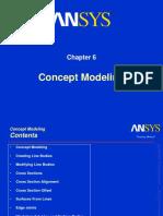 Line Models, Design Concepts