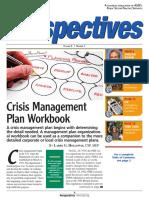 Crisis Management Plan Workbook