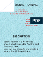 sabsearch ppt