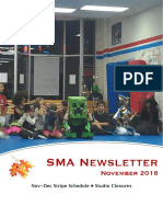 Nov '16 Newsletter
