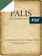 Grecia - Palis, La Ciudad de Los Gatos