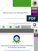 Restauración Con Bioingenieria