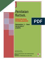 Penilaian KPS 3014 Sem 1 20162017