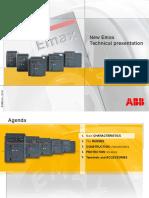 New Emax Technical Presentation 3.45 Pe