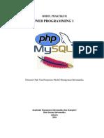 BSI Modul D3 WebProgramming1 RevMaret2016