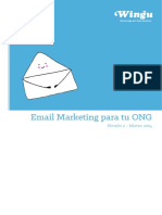 Email Marketing ONG
