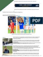 Wanchope Na Seleção Argentina_ Jornalistas Do País Comentam Possível Chance Para Ábila - Superesportes