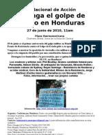 HondurasRallyFlyer Spanish