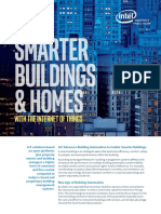 Smarter Building and Homes With IoT (Whitepaper)
