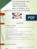 Power Ecosistema Microbiano en La Cavidad Bucal