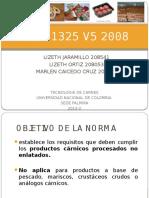 NTC 1325 V5 2008-1