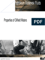 L11-Properties of Oilfield Waters