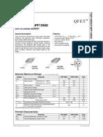 FQP13N50