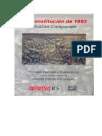 CONST. POL. DEL PERÚ COMPARADO 1999.doc