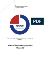 Manual SIOPE Municipal