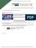 Toni Kroos Sofre Fratura Em Dedo Do Pé Direito e Desfalca Real Madrid e Seleção Da Alemanha - Superesportes