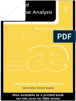 Routledge - Text and Discourse Analysis - Salkie, Raphael - 1995.pdf