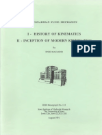 History of Kinematics _ Inception of Modern Kinematics