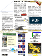 Triptico Accidente Vehicular-2016