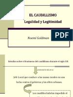 3.El Caudillismo.goldman
