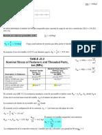 9 ANEXO IX Revisión de Ángulo LI102x10 en Condición Atornillado